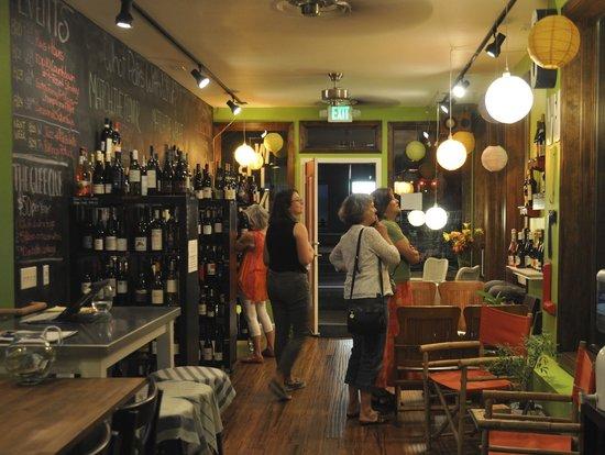 Pairings Portland Wine Shop & Bar
