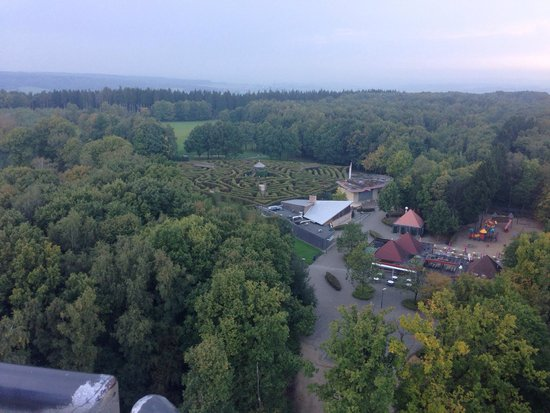 Three Country Border: View from the tower