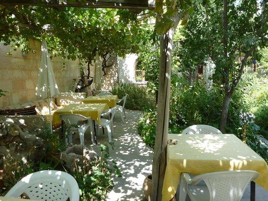 Kemal's Guest House: de tuin
