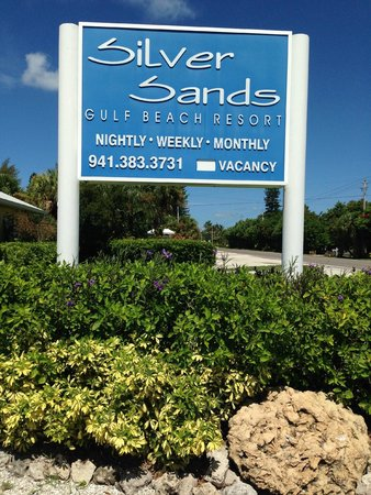 Silver Sands Gulf Beach Resort: You are here!