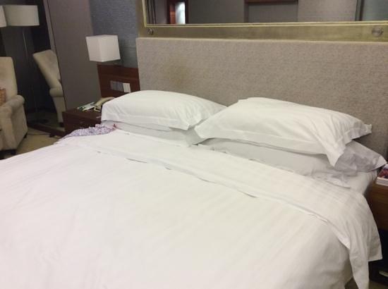 Crowne Plaza Beijing Wangfujing: wonderful pillows