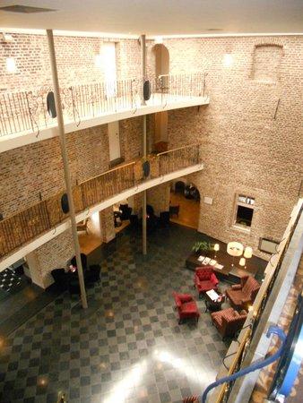 Bilderberg Chateau Holtmuhle: intérieur