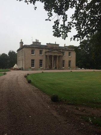 Boath House: lovely first impression