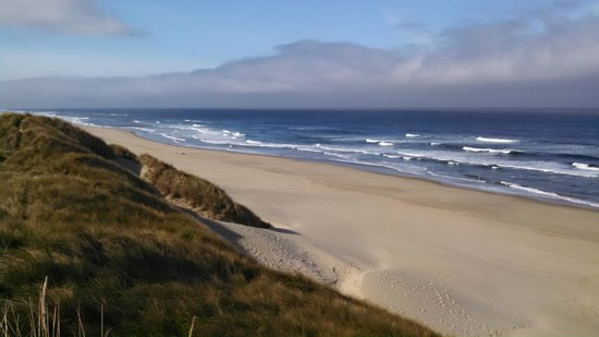 Florence, Oregon: I Can See For Miles and Miles