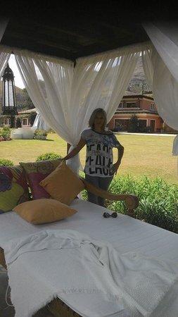 Quinta da Paz Resort : Paz e tranquilidade...