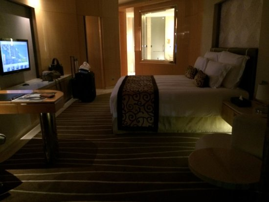 The Meydan Hotel: room interior
