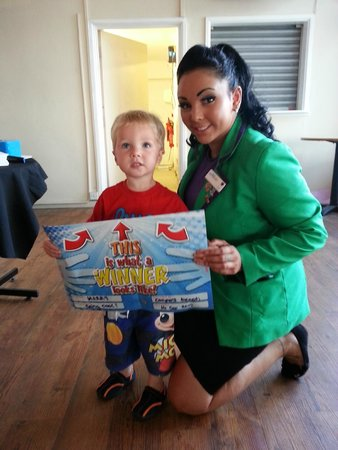 Coopers Beach Holiday Park - Park Resorts: Winning with Jess