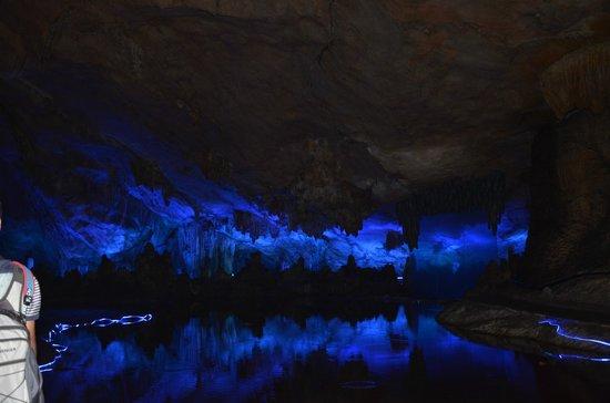 Reed Flute Cave (Ludi Yan): Beautiful limestone caves.