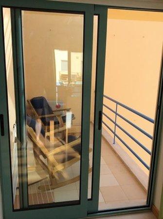 Marina de Albufeira Apartments: Our Balcony