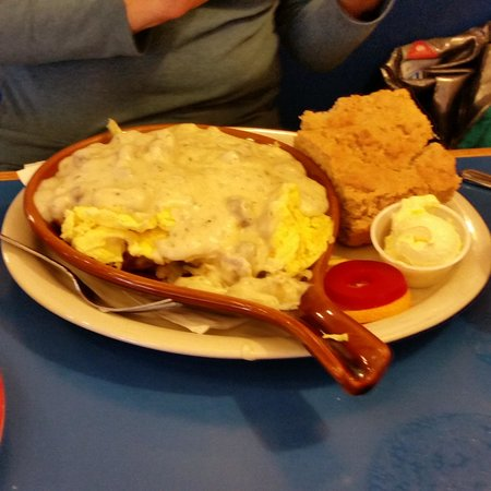 Laurie's Breakfast Cafe: The Skillet