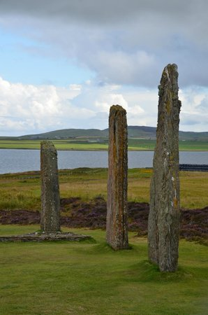 Ring of Brodgar: The Rings of Brodgar