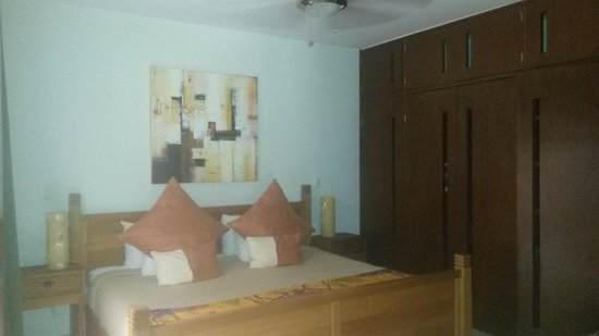Acanto Boutique Hotel and Condominiums Playa del Carmen Mexico: bedroom