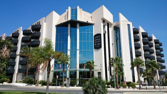 Albir Playa Hotel & Spa: Exterior del Hotel ��