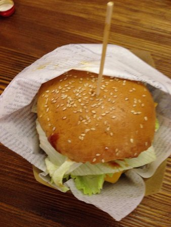 Regal Burger : American style burger