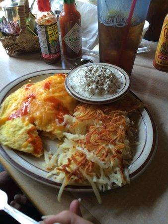 Darbi's Cafe: More Omelets!