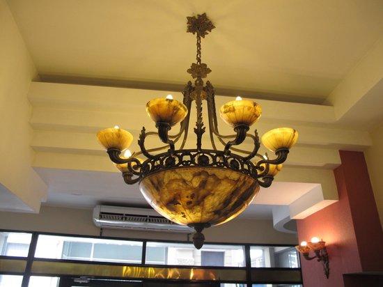 Hotel Boutique Reino Del Plata: Candelabro