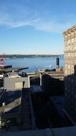Courtyard Seattle Downtown/Pioneer Square : Superb corner views