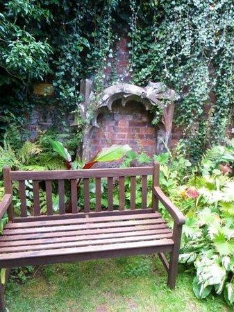 Admirable Secret Garden Picture Of Groombridge Place Gardens Andrewgaddart Wooden Chair Designs For Living Room Andrewgaddartcom