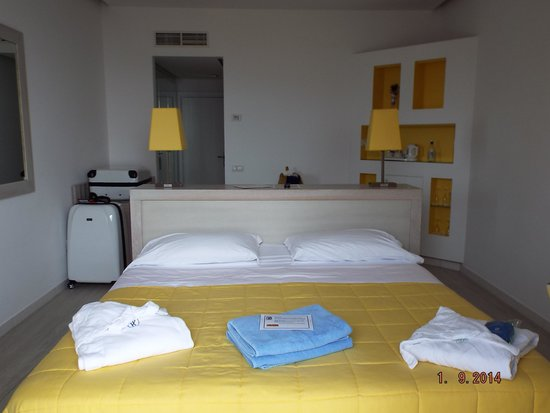 Grand Hotel President: Our Room