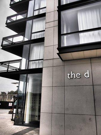 The d Hotel Drogheda: Front corner view