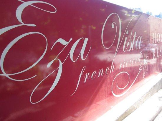 Eza Vista: ingresso vista eze vista residence hotel