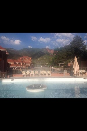 Glenwood Hot Springs Lodge: Glenwood Hot Springs
