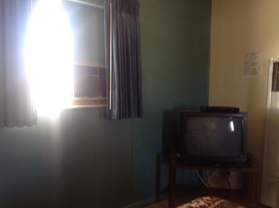Bryce Zion Inn: Klimaanlage