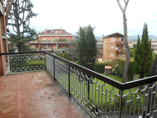 Casa Nostra Signora : View from balcony