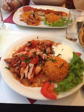 Restaurant Dilan Paris