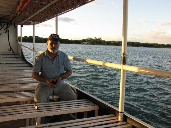 Ilha do Rodeador: Travessia para Ilha do Rodeadouro