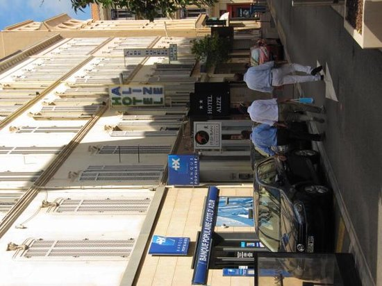 Hotel Alize Cannes: in pieno centro città