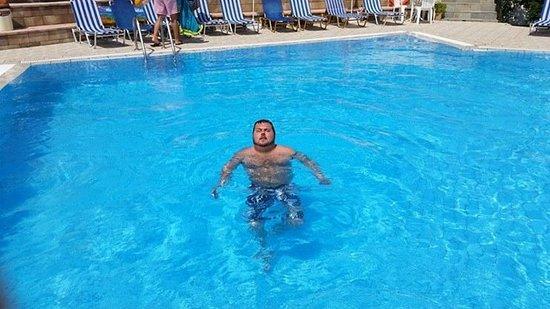 Palatia Village : Enjoying the glorious pool