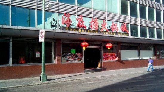 Dalian Restaurante