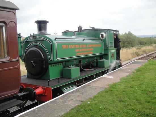 Pontypool and Blaenavon Railway: steam trains