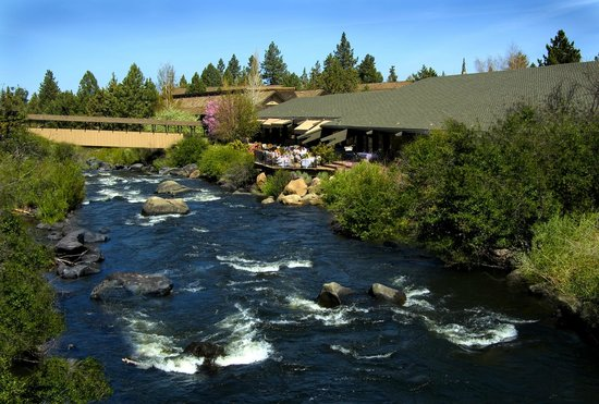 ‪‪The Riverhouse Hotel and Convention Center‬: Deschutes River View‬
