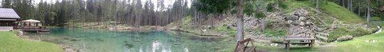 Lago Ghedina : Meraviglioso!