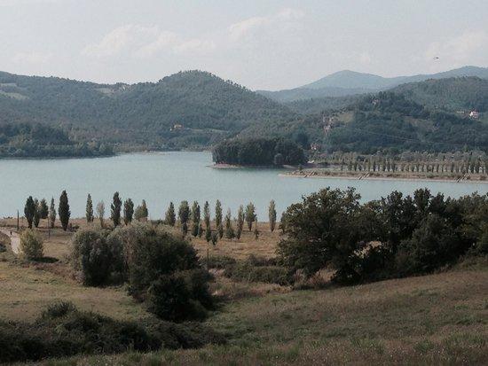 Hotel Barberino: Lake Bilancino @ Barberino de Mugella