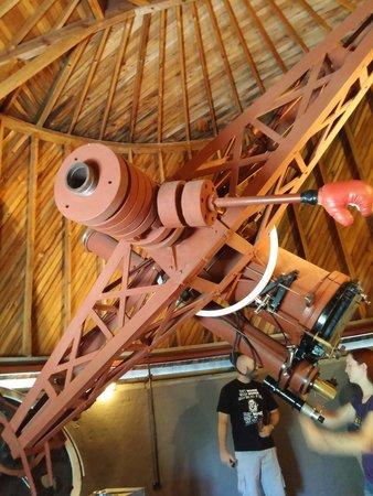 Lowell Observatory: Hiermit wurde der Pluto 1930 entdeckt