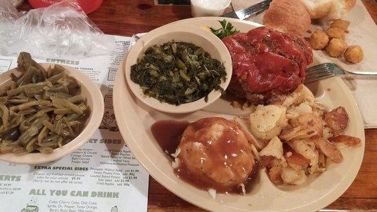 Lambert's II: Meatloaf Meal!