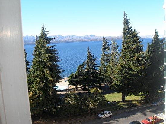 Sunset Hotel San Carlos Bariloche: Desde la habitacion.