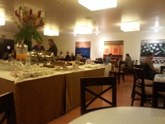 San Agustin Exclusive: Breakfast room
