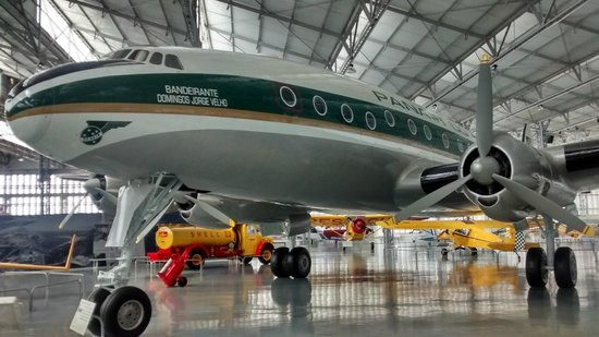 Lockheed Constellation com as cores da Panair do Brasil. - Foto de ...