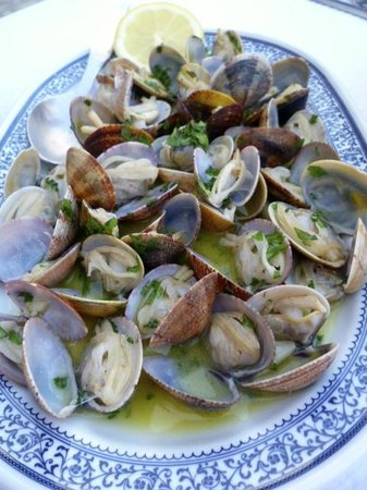 Restaurante Guerreiros : Yummy clams