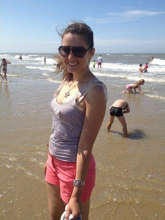 De Pier Scheveningen: Пляж