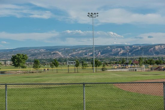 Grand Junction, CO: Ball Fields