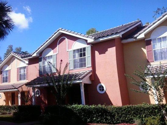 BEST WESTERN PREMIER Saratoga Resort Villas: nosso apartamento