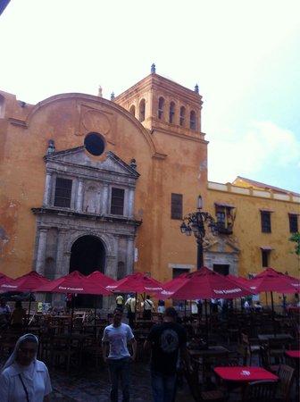 Templo de Santo Domingo : Exterior