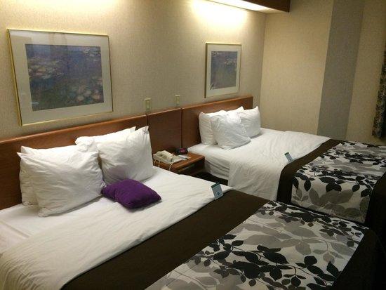 Sleep Inn & Suites: Double queen