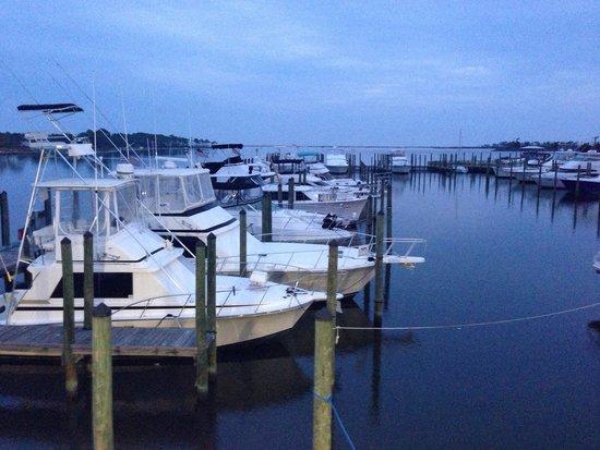 Perdido Key Oyster Bar Restaurant: Boats for sale