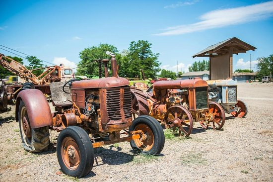 Grand Junction, CO: The tractor boneyard